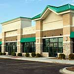 image of strip mall